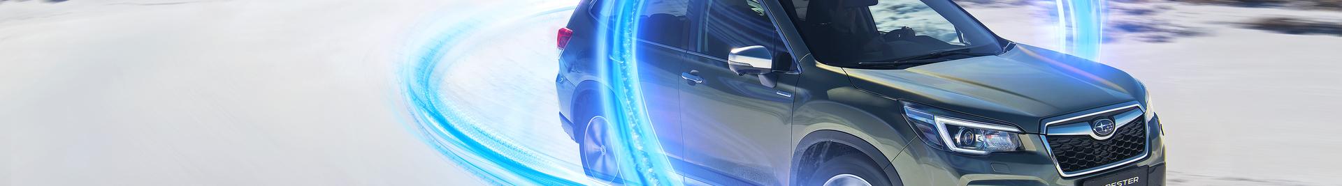 Zadbaj o Bezpieczną Zimę z Subaru!